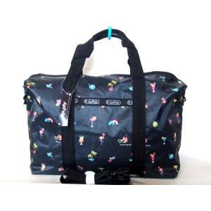 イルカ熱帯魚カクテル2WAYボストンバッグ(2色有)|yumenoren