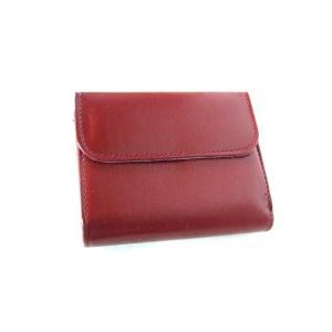 縁起の良い親子ふくろうイラスト二つ折り財布セパレートタイプ(4色有) yumenoren 07