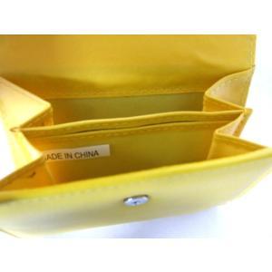 縁起の良い親子ふくろうイラスト二つ折り財布セパレートタイプ(4色有) yumenoren 09