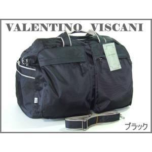 VALENTINO VISCANI/品のある2WAYボストンバッグ(2色有)|yumenoren