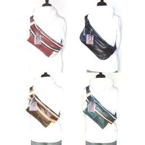 【sale】メンズ&レディースCOREフェイクレザー革ボディバッグ(4色有)|yumenoren