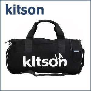 【特売】キットソン(kitson)ドラム型2WAYボストンバッグ|yumenoren