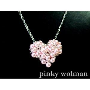【sale】ピンキーウォルマン(pinkywolman)ネックレス  【メール便無料】|yumenoren