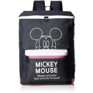 【sale】人気のミッキーマウスDISNEYレディース&キッズ女の子おしゃれな大容量スクエアリュックサック(3色有)|yumenoren