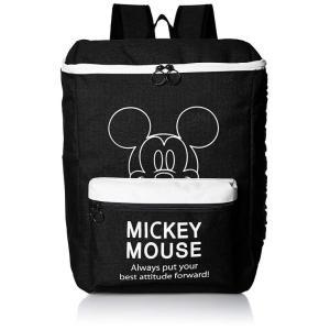 【sale】人気のミッキーマウスDISNEYレディース&キッズ女の子おしゃれな大容量スクエアリュックサック(3色有)|yumenoren|02