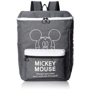【sale】人気のミッキーマウスDISNEYレディース&キッズ女の子おしゃれな大容量スクエアリュックサック(3色有)|yumenoren|03