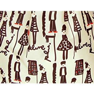 レディース向けおしゃれでかわいい2way折りたたみショッピングエコバッグ/女の子と男の子【メール便無料】 yumenoren 02