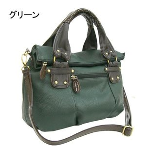TITE/シックな口折れ2WAYバッグ(3色有)|yumenoren
