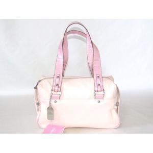HAKUライトピンクの高級手提げバッグ|yumenoren