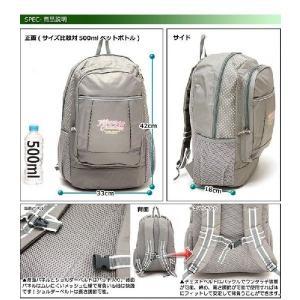 【sale】CHOOP 9ポケット水玉ディパックL(4色有) yumenoren 02