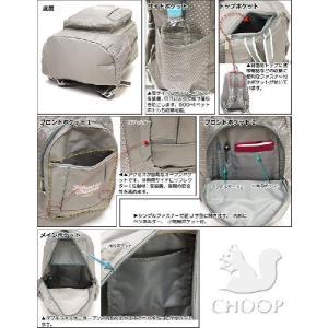 【sale】CHOOP 9ポケット水玉ディパックL(4色有) yumenoren 03