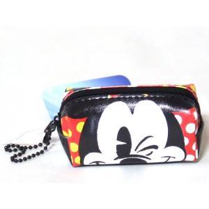 【sale】Disneyミッキーマウスコインポーチ【メール便無料】|yumenoren