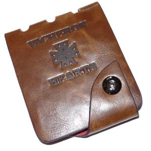 VACHERON HEARTSヴァセロンハーツウォッシュレザー二つ折り財布【メール便無料】|yumenoren
