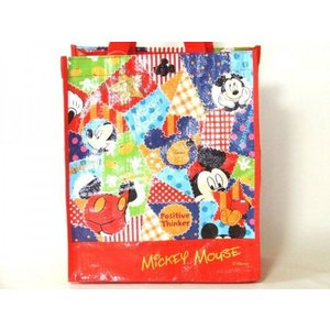 Disneyミッキーマウストートバッグ3枚【メール便無料】|yumenoren