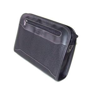 スマホ対応ポケ付属合皮セカンドバッグ(2色有)|yumenoren
