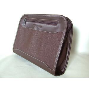 スマホ対応ポケ付属合皮セカンドバッグ(2色有)|yumenoren|02
