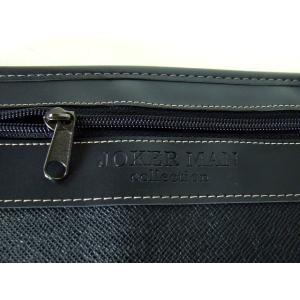 スマホ対応ポケ付属合皮セカンドバッグ(2色有)|yumenoren|04