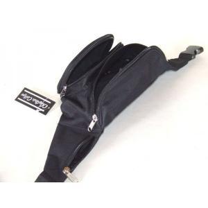 【sale】メンズ&レディース小さめサイズのウエストバッグ(2色有)|yumenoren|03