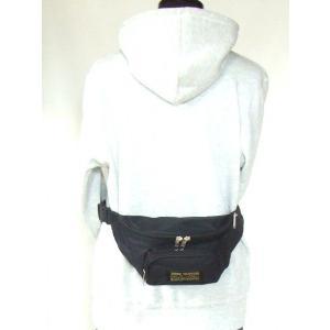 【sale】メンズ&レディース小さめサイズのウエストバッグ(2色有)|yumenoren|05