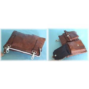 【sale】ウエスト&ミニショルダーバッグとして使えるシボ感のあるオシャレな2WAYバッグ(3色有)|yumenoren|02