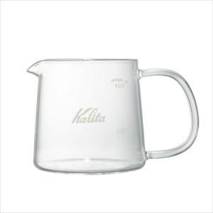 Kalita(カリタ) 耐熱ガラスサーバー Jug400 31276 (APIs) yumeoffice