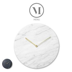 北欧雑貨 MENU マーブルウォールクロック Marble_Wall_Clock おしゃれ 人気【APIs】 yumeoffice