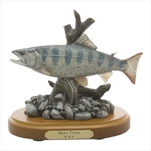 The Great Fishing Real Figure Collection 魚 ヤマメ GFF-106 (74106) (APIs) yumeoffice