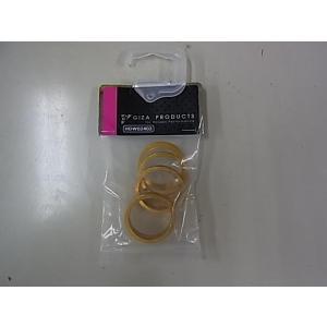 ・GIZA PRODUCTS(ギザプロダクツ) ・カラー:ゴールド。材質:アルミ合金。 ・サイズ:1...