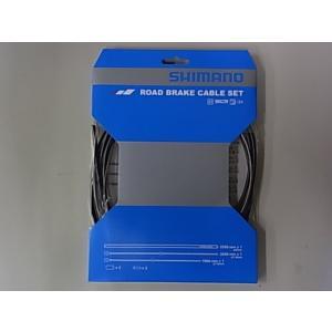 SHIMANO(シマノ) ロード用 ステンレスブレーキケーブルセット ブラックの画像
