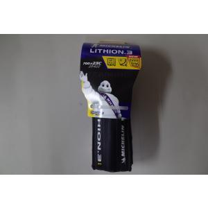 MICHELIN(ミシュラン) リチオン3  700x23C ブラックの画像
