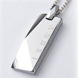 ダイヤモンドに匹敵する強度と、永遠にキラキラと眩い輝きを放つ、レアメタルのタングステンネックレスです...