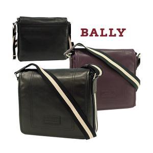 バリー ショルダーバッグ (BALLY Terlago) 牛革  カーフレザー スイス直輸入 プレゼントにも喜ばれます (送料無料)|yumesse
