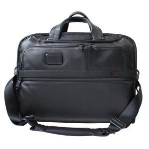 トゥミ TUMI ビジネスバッグ ブリーフケース B4サイズ メンズ ショルダーストラップ付 オーガナイザー ポートフォリオ レザー 096108D2|yumesse