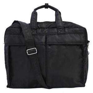 ベンソン ビジネスバッグ ブリーフケース トートバッグ ショルダーストラップ付き BENSON 1960308 01|yumesse