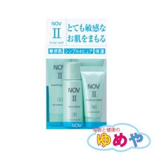 ノブ2トライアルセット 常盤薬品 NOV NOV...