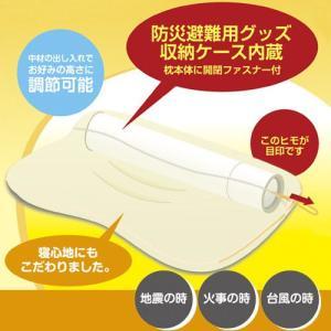 防災枕 安心を枕もとに(地震 火災 台風 避難用グッツ ) 送料無料|yumeyayumeya