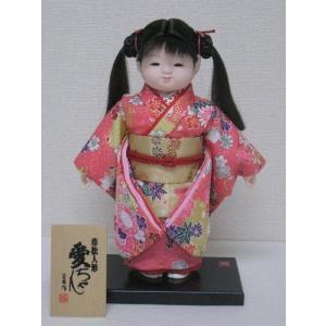 市松人形◇愛ちゃん(公司作)01C 雛人形
