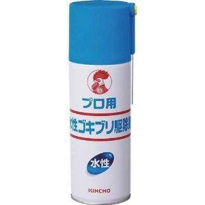 ゴキブリ駆除 殺虫剤 プロ用水性ゴキブリ駆除剤 金鳥 420ml|yunatec