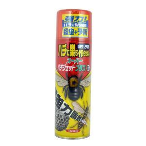ハチ 駆除 スーパーハチジェットプラス 480ml|yunatec