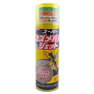 ハチ 対策 イカリ消毒 スーパースズメバチジェット 480ml|yunatec