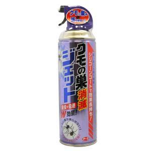 アース製薬 クモの巣消滅ジェット 450ml|yunatec