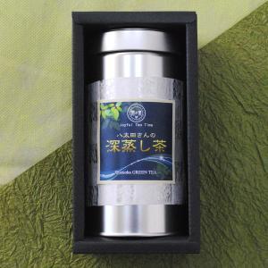 お茶 緑茶 茶葉 八太田さんの深蒸し茶 牧之原産 煎茶 静岡茶 お茶の葉 2019 プレゼント|yunoha