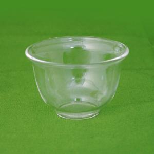 玉露・煎茶用 茶器 ガラス カップ 湯呑み 耐熱(小) 約45cc|yunoha