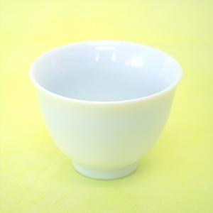 玉露・煎茶用湯呑み 白磁茶碗 単品 約40cc 茶器 煎茶用 玉露用 |yunoha