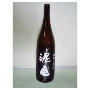 泥亀 麦焼酎1800ml×1本|yunokawa