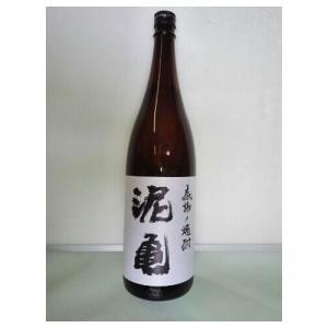 泥亀 芋焼酎1800ml×1本|yunokawa