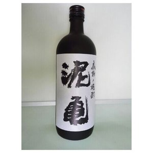泥亀 芋焼酎720ml×1本|yunokawa