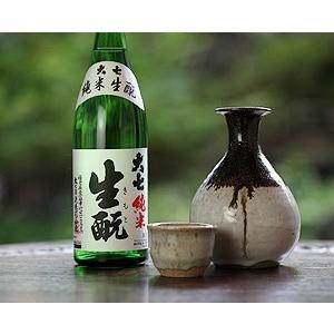 大七 純米生もと(箱入り)純米酒 1800ml×1本|yunokawa|02