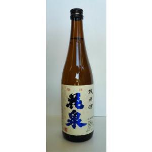 日本酒 福島の地酒 花泉 花泉純米酒(箱入り)720ml|yunokawa|02
