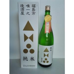金水晶純米酒1800ml×1本|yunokawa